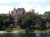 Boldt castle on ontario Lake, Canada