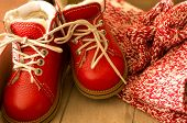 Red Child Shoes