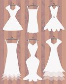 white dresses collection