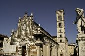 Sight Of Prato Cathedral Square