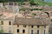 City Of Saint Emilion In Aquitaine