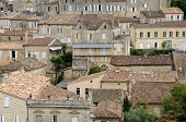City Of Saint Emilion In Aquitaine