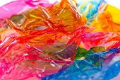Colorful Candy Wrapper