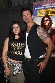 LOS ANGELES - MAY 30:  Shawna Craig, Lorenzo Lamas at the