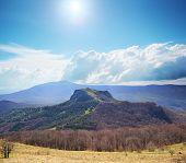 Bald Ivan Crimean Mountain