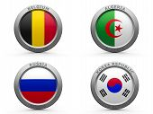Brazil World Cup 2014 Group H