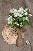 Guelder Rose Still Life Bouquet