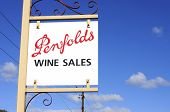 Barossa Valley, South Australia – May 29, 2014: Entrance To Penfolds Wines Estate Wine Sales And Tas