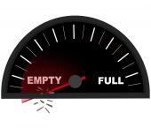 Running On Empty - Fuel Gauge