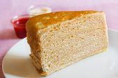 Crepe Cakes.