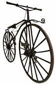 Vintage Pedal Scooter