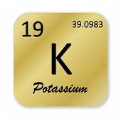 Potassium element