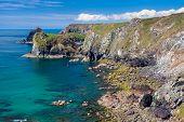 Pentreath Beach Cornwall England
