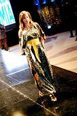 Fashion Show For Dina El Kei Model 02 (on Runway)
