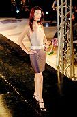 Fashion Show For Dina El Kei Model 08