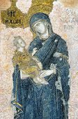 The Virgin With The Christ Child, Chora Church, Istanbul