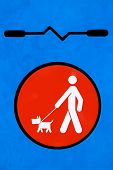 Dog Disposal Sign