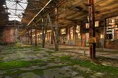 Abandoned Factory Building, Several Images Available