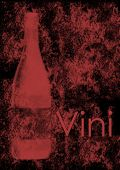 Wine list for red wines - Italian version