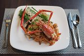 Stir-fried Noodles Or Pad Thai