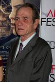 LOS ANGELES - NOV 11:  Tommy Lee Jones at the