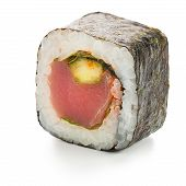 Spicy Maguro Japanese Roll