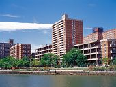 Manhattan. Harlem Bay.