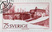 Engelsberg Stamp