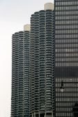 Chicago - Skyscrapers with Balconies