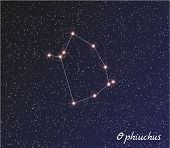 Constellation Ophiuchus
