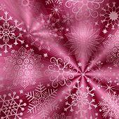 Christmas Purple Background