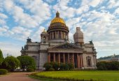 Petersburg.  Saint Isaac's Cathedral.