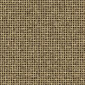stock photo of uncolored  - Abstract generated linen striped uncolored textured sacking burlap - JPG