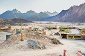 The Desert Village