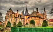 pic of chateau  - The Chateau d - JPG