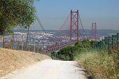 Ponte 25 De Abril, Lisbon Portugal