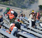 Mock Community Disaster Excercise