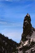 Snowy Rock Peak
