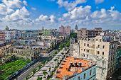 birdview Havana, Cuba