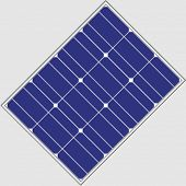 vector photovoltaic panel