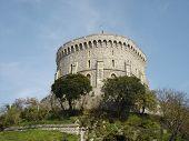 Torre redonda de Windsor Palace