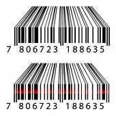 vector 3d barcodes