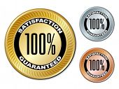 vector satisfaction guaranteed labels