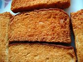 Rusk From India