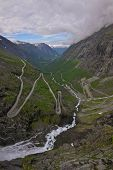 Trollstigen Pass, Norway