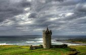 Irish Castle in Doolin