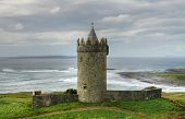 Castle in Doolin - Ireland