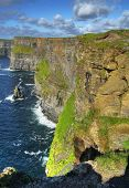 pic of cliffs moher  - Cliffs - JPG