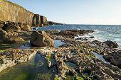 Cliff and rocky atlantic coast - Ireland