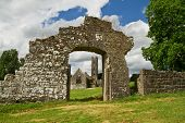 Abbey in Adare - Ireland